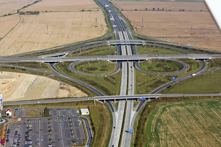 Construction of 177 km of motorways is under way and dozens of more km are in the pipeline