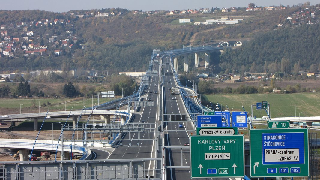 The completion of the Prague Ring Road is one step closer to implementation