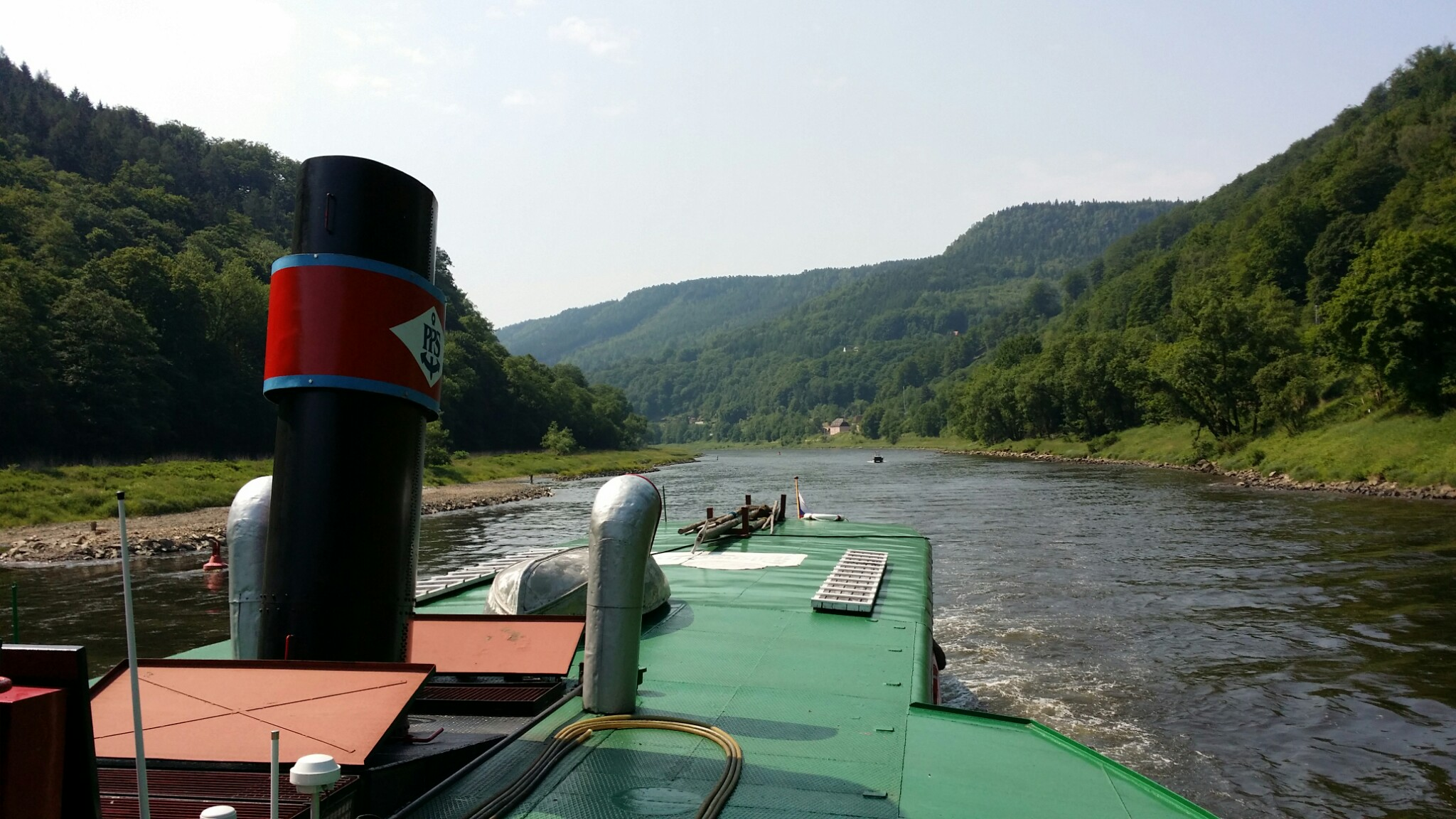 Good navigation status of Oder river: Czechia and Poland agreed on an environment-friendly option